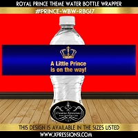 A Little Prince Water Bottle Wrapper