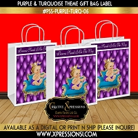 Royal Princess Gift Bag
