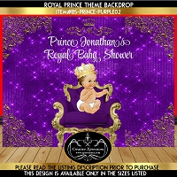 Royal Glitz n Glamour Royal Prince