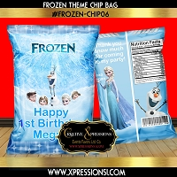 In the Snow Chip Bag