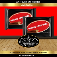 DESIGN YOUR KIT KAT WRAPPER